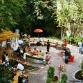 Eröffnungsfeier im Juni 2003 - Blick von oben