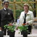 23. April - Kräuterpflanzen im Mariahilfer Ruhepark