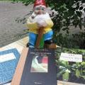10. September 2009 - Teatime - Herr Zwerg und Literatur über den Tee