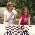 Vinzenz von Paul-Park - Generationenfest - Beim Schachspielen