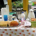 Vinzenz von Paul-Park - Generationenfest - Buffet