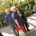 Kräutersetzen im Mariahilfer Ruhe- und Therapiepark